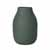 Blomus Colora Collection Vase, Porcelain, Agave Green, 6''Dia x 20''H