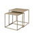 Set of 2 Tables Nomad Display View