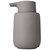 Blomus Sono Collection Soap Dispenser, Taupe, 3-3/8''W x 3-11/16''D x 5-11/16''H