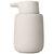 Blomus Sono Collection Soap Dispenser, Moonbeam, 3-3/8''W x 3-11/16''D x 5-11/16''H