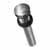 Brushed Nickel - Push To Seal Drain