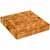 "Catskill Slab End Grain Cutting Board with Juice Groove, 18""W x 18""D x 3""H"