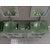 Cambridge Plumbing 71'' Gray, Glass Top, Brushed Nickel Faucets Overhead View