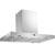 Cavaliere-Euro SV218Z2 Stainless Steel Island Mount Range Hood