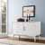 Crosley Furniture Landon Media Console, White Finish