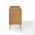 Crosley Furniture Landon Buffet, Acorn Finish