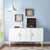 Crosley Furniture Landon Buffet, White Finish