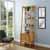 Crosley Furniture Landon Small Etagere, Acorn Finish