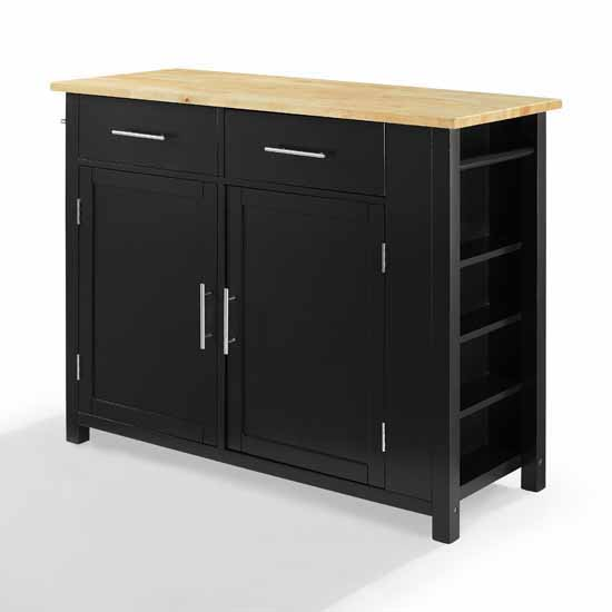 Wooden Top Black Base Product View 7