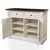 Crosley Furniture Shelby Buffet, White Finish