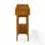Crosley Furniture Landon Console Table, Acorn Finish, 42''W x 14''D x 32-1/2''H