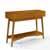 Crosley Furniture Landon Console Table, Acorn Finish, 42''W x 14''D x 32-1/2'H