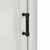 Crosley Furniture Tara Linen Cabinet, Vintage White Finish, 18''W x 15''D x 67-3/4''H