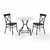 Lifestyle -  3-Piece Camille Chairs