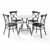 Display -  5-Piece Camille Chairs