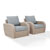 Mist Cushions, Product View 1