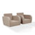 Oatmeal Cushions, Product View 3