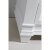 """White 48"""" Crema Top Product View 4"""