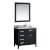 """Espresso 36"""" w/ Left Drawer Product View 1"""