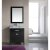 "Espresso 30"" Vanity Set w/ Wall Mirror"