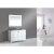 "White 48"" Gray Quartz Top Product View 2"