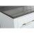 "White 54"" Gray Quartz Top Product View 9"