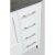"White 36"" Gray Quartz Top Product View 8"