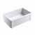 "Empire Industries Olde London 30"" W x 18"" D Reversible Casement Edge Front Fireclay Single Bowl Farmhouse Kitchen Sink in White"