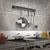 Enclume EN-WR Premier Collection Utensil Bar Wall Mounted Pot Rack