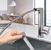 Brushed Nickel Ascend Pull Out Faucet