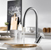 Polished Chrome Oni Pull Down Faucet