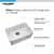 White Sink Specification