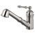 Brushed Nickel Squire Pull Out Faucet