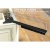 """Federal Brace Anthem 14"""" Eco-Lucent Corner Support in Black, 6-1/2"""" W x 14"""" D x 2"""" H"""