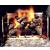 Stainless Steel Freestanding Fireplace Heat Reflector