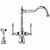 Franke Farm House Faucet Monoblock with Side Spray