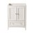 """Fresca Oxford 24"""" Antique White Traditional Vanity Base Cabinet, 23-5/8"""" W x 20"""" D x 34"""" H"""