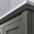 """48"""" Regal Gray Vanity w/ Top & Sinks Detailed View"""