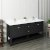 "Fresca Manchester 72"" Black Traditional Double Sink Bathroom Vanity Base Cabinet w/ Top & Sinks, Vanity: 72"" W x 20-2/5"" D x 34-4/5"" H"