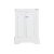 """Windsor 24"""" Matte White Front Closed View"""