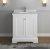 "Windsor 30"" Matte White Vanity w/ Top & Sink View 1"