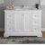 "Windsor 48"" Matte White Vanity w/ Top & Sink View 1"