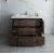 """Formosa 48"""" Vanity w/ Top & Sink Opened View"""