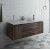 """Fresca Formosa 53"""" Wall Hung Modern Vanity Base Cabinet, 53"""" W x 20"""" D x 19-1/2"""" H"""