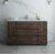"Formosa 54"" Vanity w/ Top & Sink Front View"
