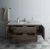 """Formosa 60"""" Vanity w/ Top & Sink Opened View"""