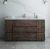 "Formosa 60"" Vanity w/ Top & Sink Front View"