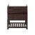 """Formosa 30"""" Acadia Wood Front Closed View"""