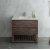 "Formosa 36"" Vanity w/ Top & Sink Front View"