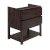 "Fresca Formosa 35"" Floor Standing Open Bottom Modern Vanity Base Cabinet, 35"" W x 20"" D x 34-1/8"" H"